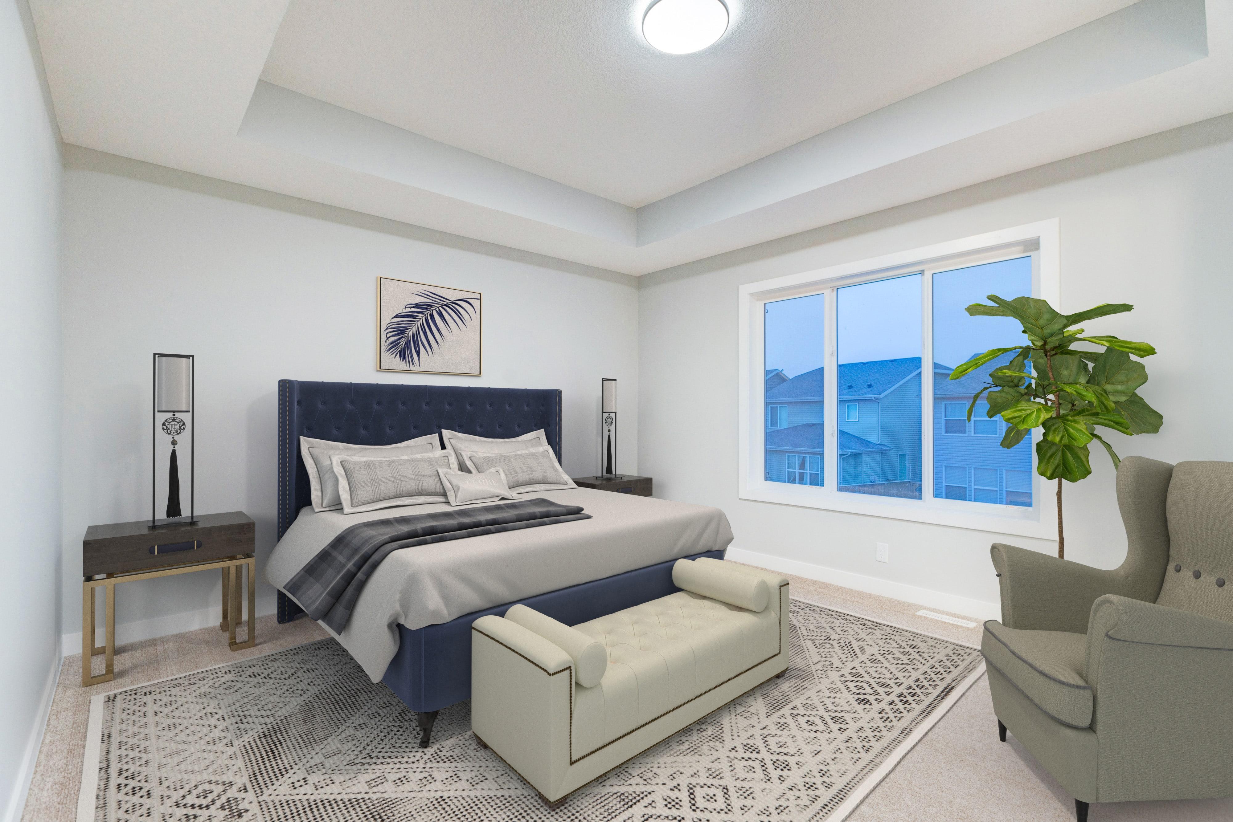 Master Bedroom - Roca Model-min